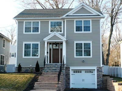 Cranford Twp. Single Family Home For Sale: 286 Burnside Ave