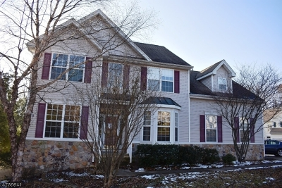 Mount Olive Twp. Single Family Home For Sale: 55 Winding Hill Dr