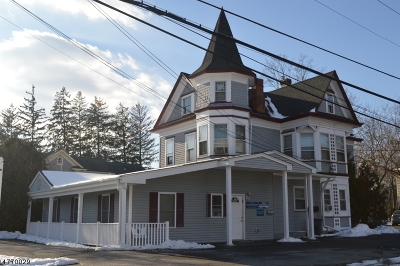 Oakland Boro Multi Family Home For Sale: 195 Ramapo Valley Rd