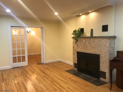 Rahway City Single Family Home For Sale: 1156 Kline Pl