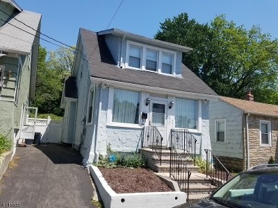 Union Twp. Single Family Home For Sale: 75 Smith St