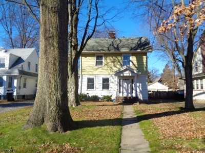 Single Family Home For Sale: 920 Sherman Ave
