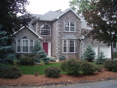 Sparta Twp. Single Family Home For Sale: 11 Crestwood Trl