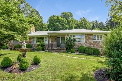 Peapack Gladstone Boro Single Family Home For Sale: 52 Main St