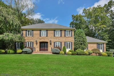 Wyckoff Twp. Single Family Home For Sale: 35 Manor Rd