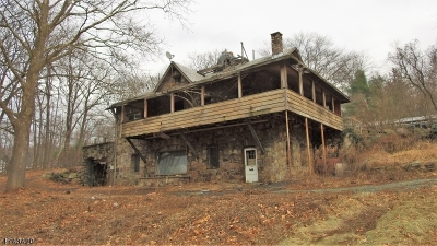 Rockaway Twp. Single Family Home For Sale: 91 Jacobs Rd
