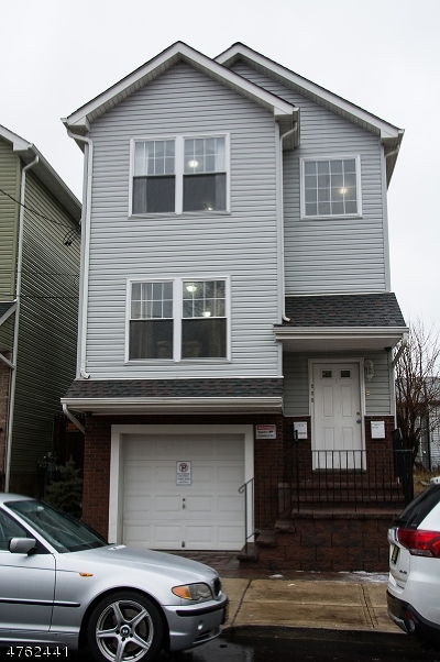 Paterson City Multi Family Home For Sale: 225 16th Ave