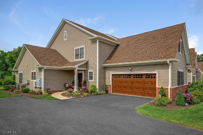 Morris Twp. Condo/Townhouse For Sale: 8 Cabell Ct