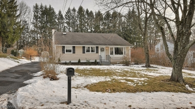 Randolph Twp. Single Family Home For Sale: 8 Corwin St