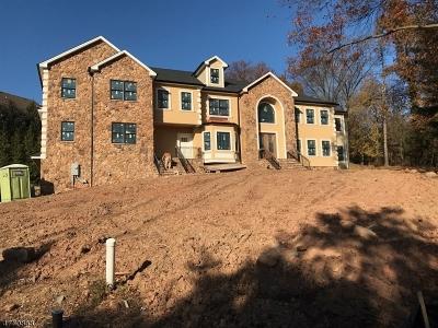 Livingston Twp. Single Family Home For Sale: 140 Hillside Ave