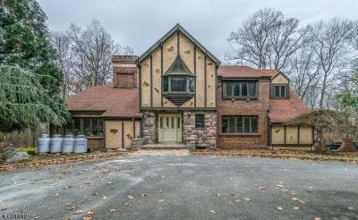 Bethlehem Twp. Single Family Home For Sale: 147 Black Brook Rd
