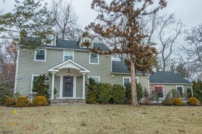 Madison Boro Single Family Home For Sale: 21 Cedar Ave