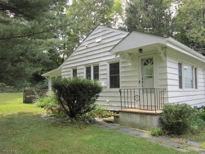 Chester Twp. Rental For Rent: 59a Furnace Rd