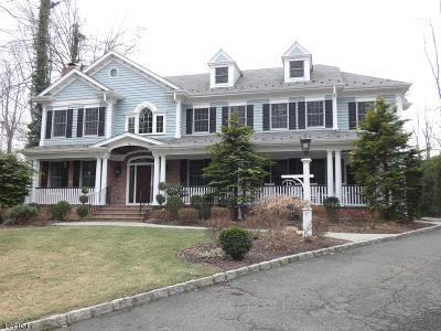 Chatham Twp. Single Family Home For Sale: 15 Spring St