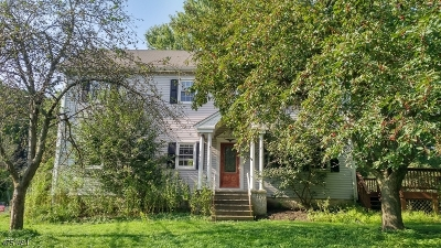 Warren County Single Family Home For Sale: 68 Mine Hill Road