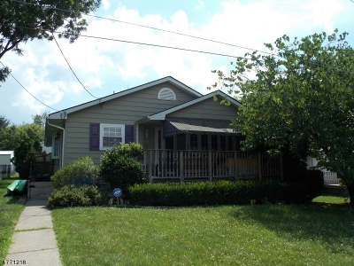 Warren County Single Family Home For Sale: 1520 Center St