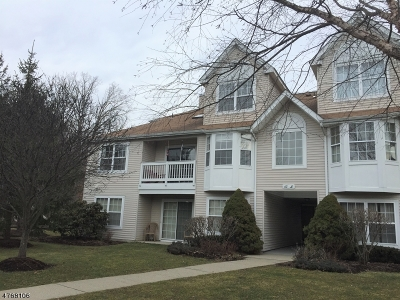 Roxbury Twp. Condo/Townhouse For Sale: 70 Loch Ln