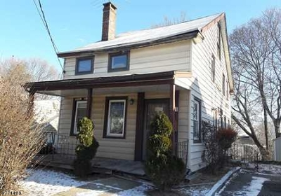 Boonton Town Single Family Home For Sale: 311 Green St