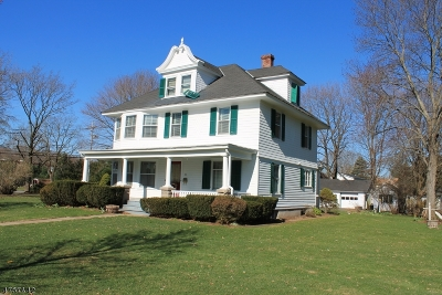 Morris County Single Family Home For Sale: 35 Eyland Ave