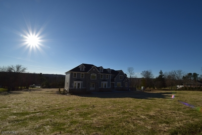 Bridgewater Twp. Single Family Home For Sale: 1706 Washington Valley Rd