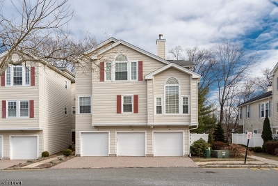 Morris Twp. Condo/Townhouse For Sale: 62 Witherspoon Ct