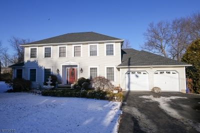 East Hanover Twp. Single Family Home For Sale: 22 Mulford Ave