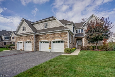 West Orange Twp. Condo/Townhouse For Sale: 19 Fredericks St