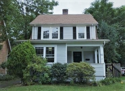 Springfield Twp. Single Family Home For Sale: 52 Marion Ave