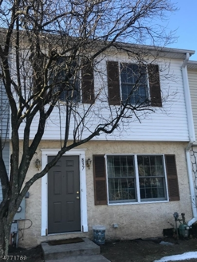 Union Twp. Condo/Townhouse For Sale: 837 Valley St, B