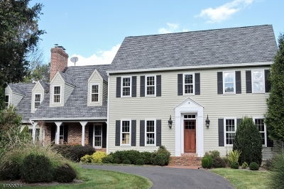 Tewksbury Twp. Single Family Home For Sale: 5 Roundtop Rd
