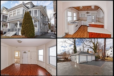 Montclair Twp. Multi Family Home For Sale: 42 N Willow St