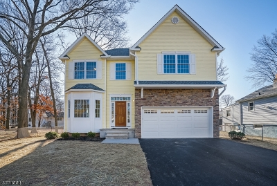 Woodbridge Twp. Single Family Home Active Under Contract: 7 Fiume St
