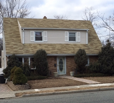 Bloomfield Twp. Single Family Home For Sale: 410 E Passaic Ave