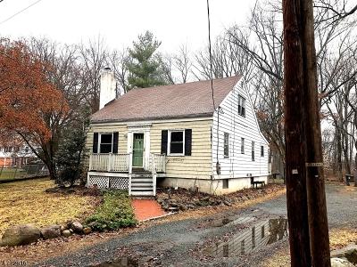 Hanover Twp. Single Family Home For Sale: 22 Malapardis Rd