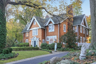 Plainfield City Single Family Home For Sale: 1236 Denmark Rd