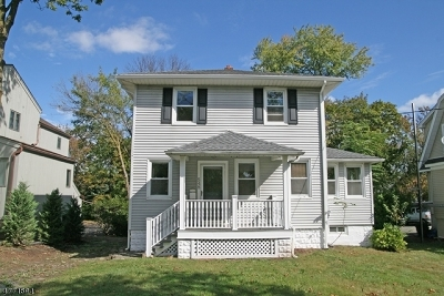 Chatham Boro Single Family Home For Sale: 548 Main St