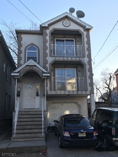 Elizabeth City NJ Multi Family Home For Sale: $439,000