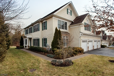 Califon Boro, Tewksbury Twp. Condo/Townhouse For Sale: 901 Farley Rd