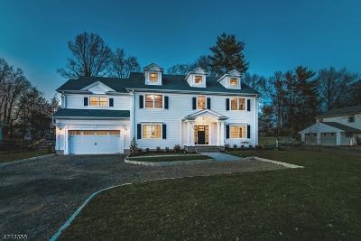 Chatham Twp Single Family Home For Sale: 352 Shunpike Rd