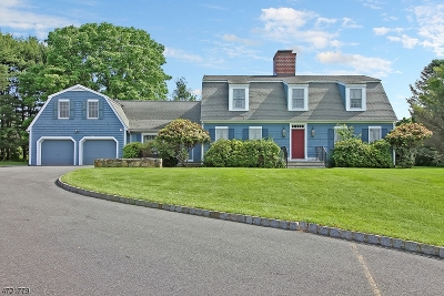 Califon Boro, Tewksbury Twp. Single Family Home Active Under Contract: 10 Fieldstone Rd