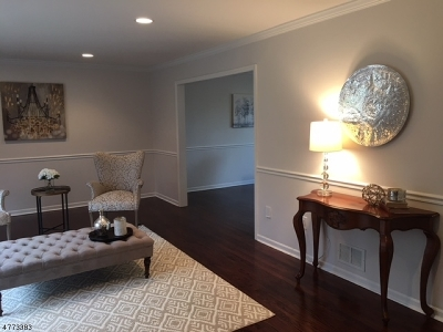 Morris Twp. Single Family Home For Sale: 1 Ashley Ct