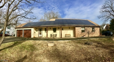 Westfield Town Single Family Home Active Under Contract: 241 Lamberts Mill Rd