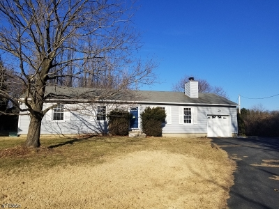Bethlehem Twp. Single Family Home For Sale: 279 County Road 579