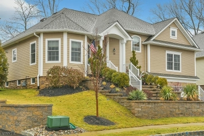 Montville Twp. Condo/Townhouse For Sale: 15 Linda Ct