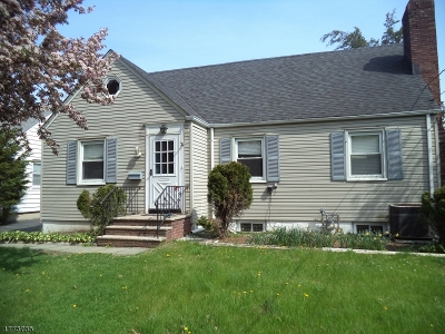 Scotch Plains Twp. Single Family Home For Sale: 2208 Mountain Ave