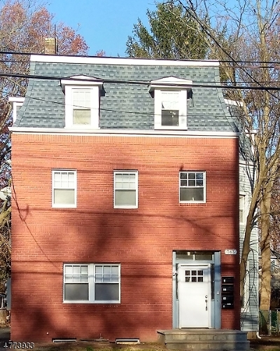 Rahway City Multi Family Home For Sale: 763 W Grand Ave