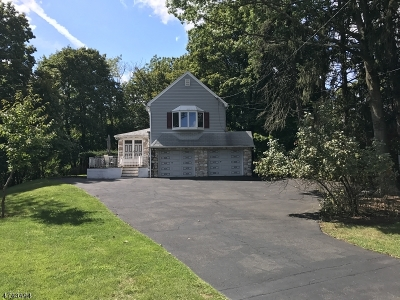 North Haledon Boro Single Family Home For Sale: 152 N Haledon Ave