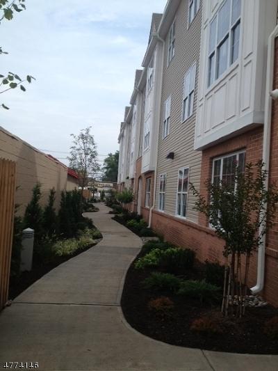 Passaic City Condo/Townhouse For Sale: 435 Van Houten Ave #103