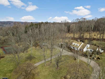 Califon Boro, Tewksbury Twp. Single Family Home For Sale: 6 Woodedge Rd