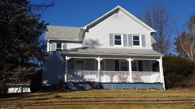 West Orange Twp. Multi Family Home For Sale: 159 Pleasant Valley Way